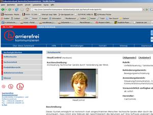 zur Onlinedatenbank